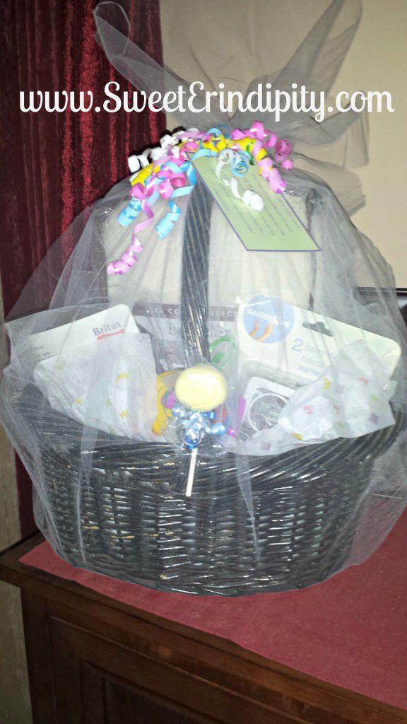 Baby Basket ~ SweetErindipity.com